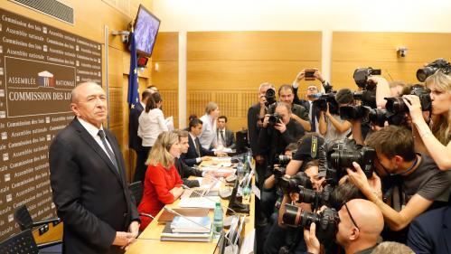 Ce qu'il faut retenir de l'audition de Gérard Collomb devant l'Assemblée nationale