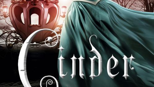"""Les enfants des livres. """"Cinder"""", le coup de cœur de Paloma"""
