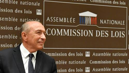 """DIRECT. Gérard Collomb déclare avoir parlé """"le moins possible"""" de l'affaire Benalla avec Emmanuel Macron ce week-end"""