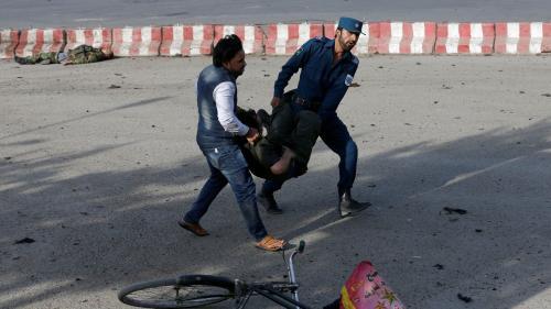 Afghanistan : un attentat revendiqué par l'Etat islamique fait 23 morts et 107 blessés à Kaboul