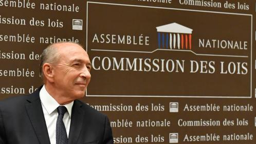 DIRECT. Affaire Benalla : Gérard Collomb auditionné par la commission d'enquête du Sénat mardi