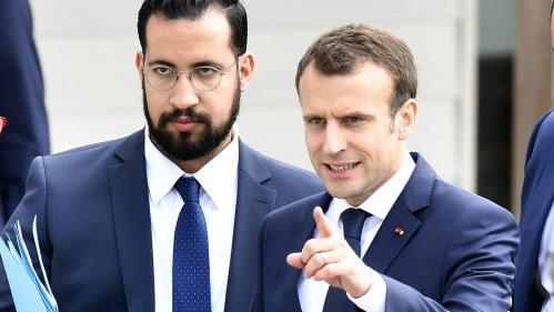 """Affaire Benalla : """"Les gens, est-ce qu'ils parlent de ça ?"""" On a répondu à la question que se pose Emmanuel Macron"""