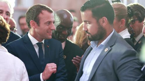 Alexandre Benalla avait remis à un proche conseiller d'Emmanuel Macron les images de vidéosurveillance du 1er mai