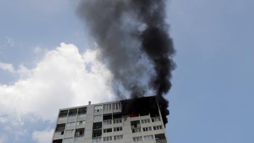 Seine-Saint-Denis : quatre personnes meurent dans l'incendie d'un immeuble de 18 étages à Aubervilliers