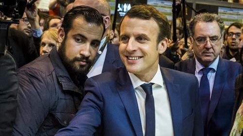 """""""J'ai fait une faute politique, d'image"""" : comment Alexandre Benalla se défend"""