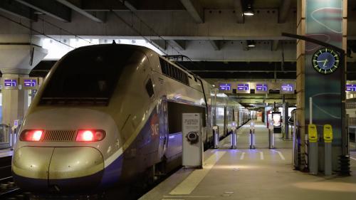Perturbations à la gare Montparnasse : un train sur deux circulera lundi, annonce la SNCF