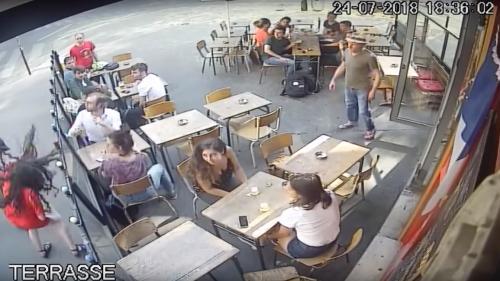 """TEMOIGNAGE FRANCEINFO. """"J'étais en état de choc"""", raconte la jeune femme frappée au visage par son harceleur à Paris"""