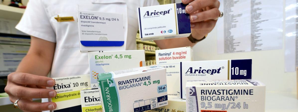 Déremboursement des médicaments anti-Alzheimer :