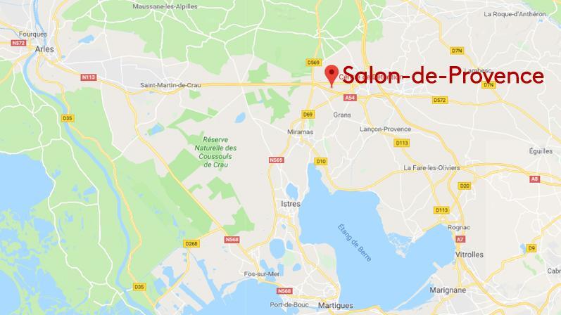 Bouches du rh ne fin de la prise d 39 otage au centre de d tention de salon de provence - Prostitution salon de provence ...