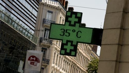 DIRECT. L'alerte orange à la canicule concerne désormais neuf départements du sud-est de la France