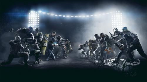 """Comment le jeu vidéo """"Rainbow 6 Siege"""" a évité la catastrophe industrielle pour devenir un champion de l'e-sport"""