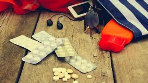 Soleil et médicaments ne font pas toujours bon ménage