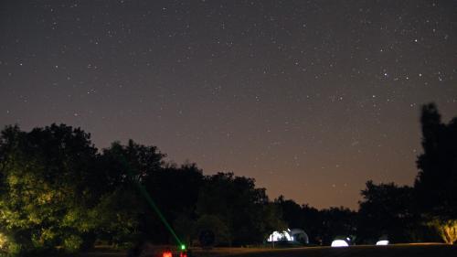 Nuits des étoiles : comment observer Mars, le Triangle d'été et les étoiles filantes