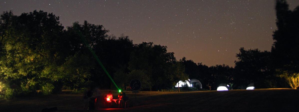 Nuits Des étoiles Comment Observer Mars Le Triangle Dété