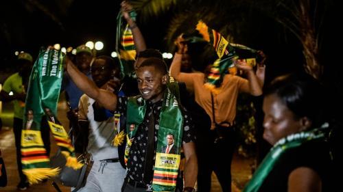 Zimbabwe : Emmerson Mnangagwa remporte la présidentielle (mais l'opposition rejette les résultats)