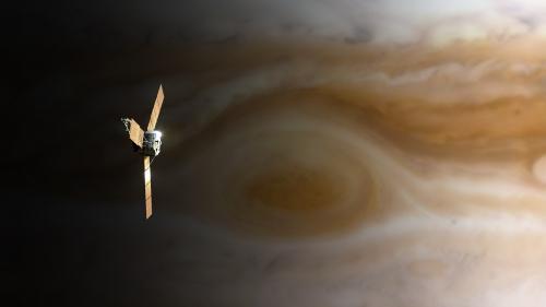 EN IMAGES. Les plus belles photos captées par la sonde Juno