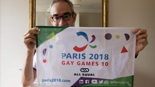 """Gay Games à Paris : """"Les principes sont simples : la participation, l'inclusion et le dépassement de soi"""""""
