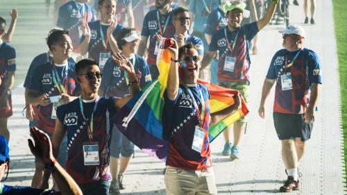 DIRECT. Regardez la cérémonie d'ouverture des Gay Games 2018 organisés à Paris