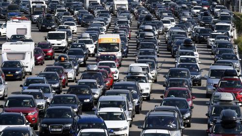 VIDEO. Circulation : une journée noire sur les routes