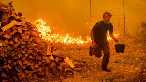 Etats-Unis : Donald Trump déclare l'état de catastrophe naturelle en Californie, ravagée par de violents incendies