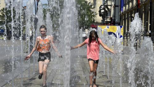Canicule : cinq données qui montrent que cette vague de chaleur est exceptionnelle