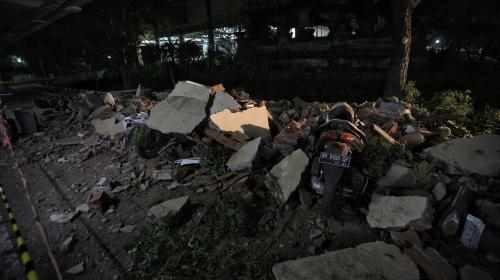 Indonésie : le séisme de magnitude 7 sur l'île de Lombok a fait au moins 37 morts et plusieurs dizaines de blessés