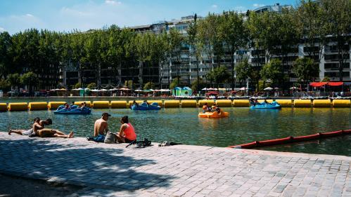 DIRECT. Canicule : 67 départements en alerte orange, la pollution à l'ozone touche l'Ile-de-France, l'Est et le Sud