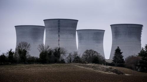 Un tiers des réacteurs nucléaires français à l'arrêt dont quatre à cause de la canicule