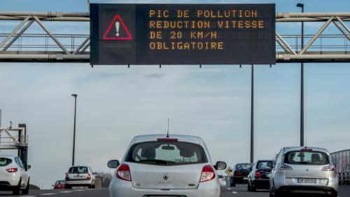 """Pollution : """"Il faudrait que les mesures de restriction de circulation durent plusieurs jours pour faire effet"""""""