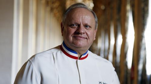 Le célèbre chef étoilé Joël Robuchon est mort à l'âge de 73 ans