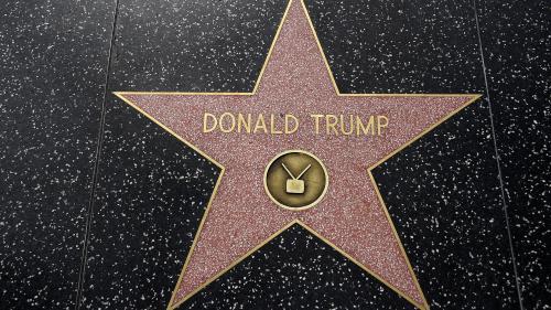 """Etats-Unis : la ville d'Hollywood vote le retrait de l'étoile de Donald Trump du """"Walk of Fame"""""""