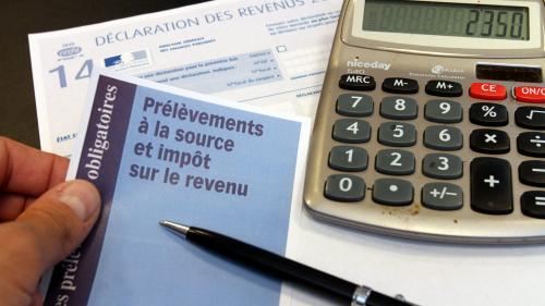 """Le prélèvement à la source, """"absolument pas adapté au problématique du système fiscal français"""""""