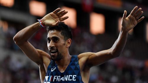 VIDEO. Championnats européens : le Français Morhad Amdouni remporte le 10 000 mètres