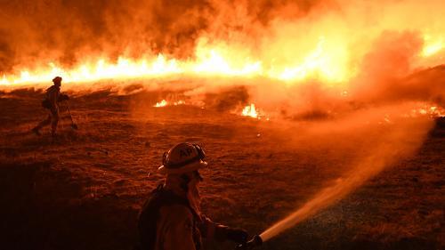 CARTE. Voici où sont situés les principaux incendies qui ravagent la Californie