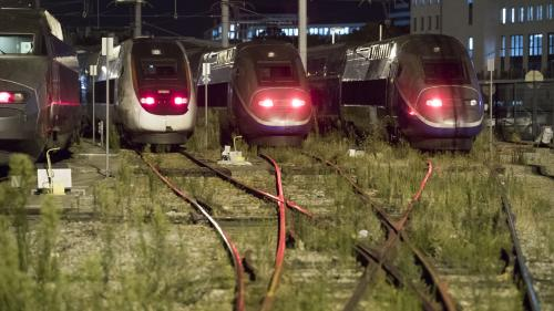 Électricité : des gares sous la menace d'une panne