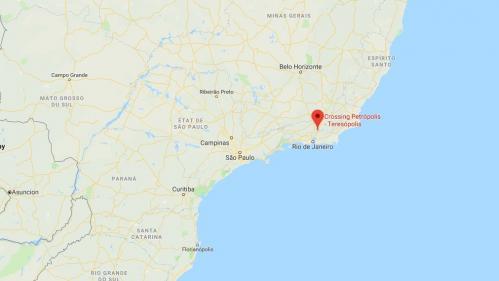 Brésil : un étudiant français disparu retrouvé après cinq jours de recherches