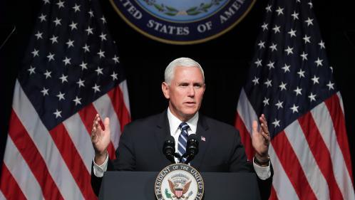 """Tremblez extraterrestres, les États-Unis vont créer une """"Force de l'espace"""""""