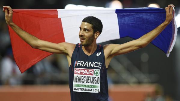 Athlétisme : Mahiedine Mekhissi remporte son cinquième titre européen