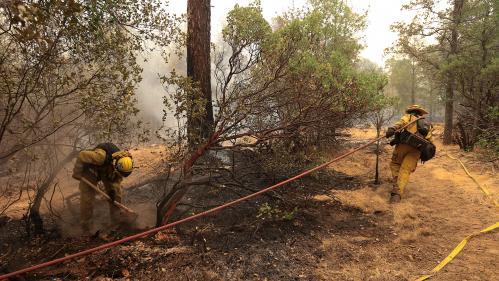 Etats-Unis : les incendies en Californie font une dixième victime
