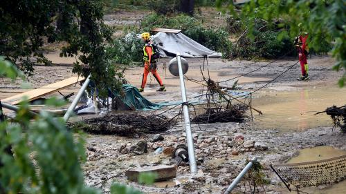Colonie de vacances inondée dans le Gard : les deux responsables allemands mis en examen