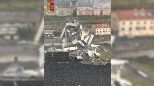 DIRECT TV. Effondrement d'un pont à Gênes : regardez notre édition spéciale