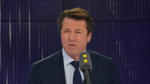 """Effondrement d'un viaduc à Gênes : le maire de Nice Christian Estrosi exprime sa """"compassion"""" et envoie de l'aide en Italie"""