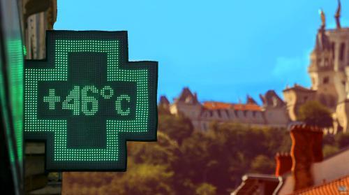 RECIT FRANCEINFO. Nous sommes le 16 août 2050 et voici à quoi ressemble la canicule dansl'Hexagone