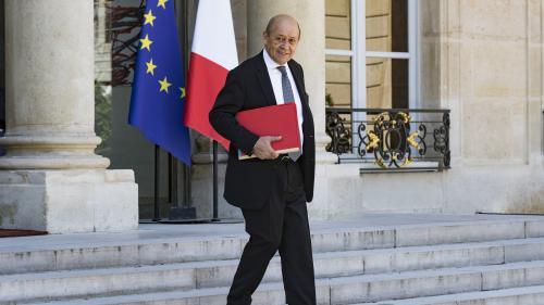 """Affaire Khashoggi : Jean-Yves le Drian n'a """"pas connaissance"""" des informations de la Turquie sur l'assassinat"""