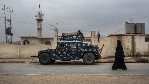 Malgré le recul de l'EI, plus de 20 000 combattants se trouvent encore en Irak et en Syrie, selon l'ONU