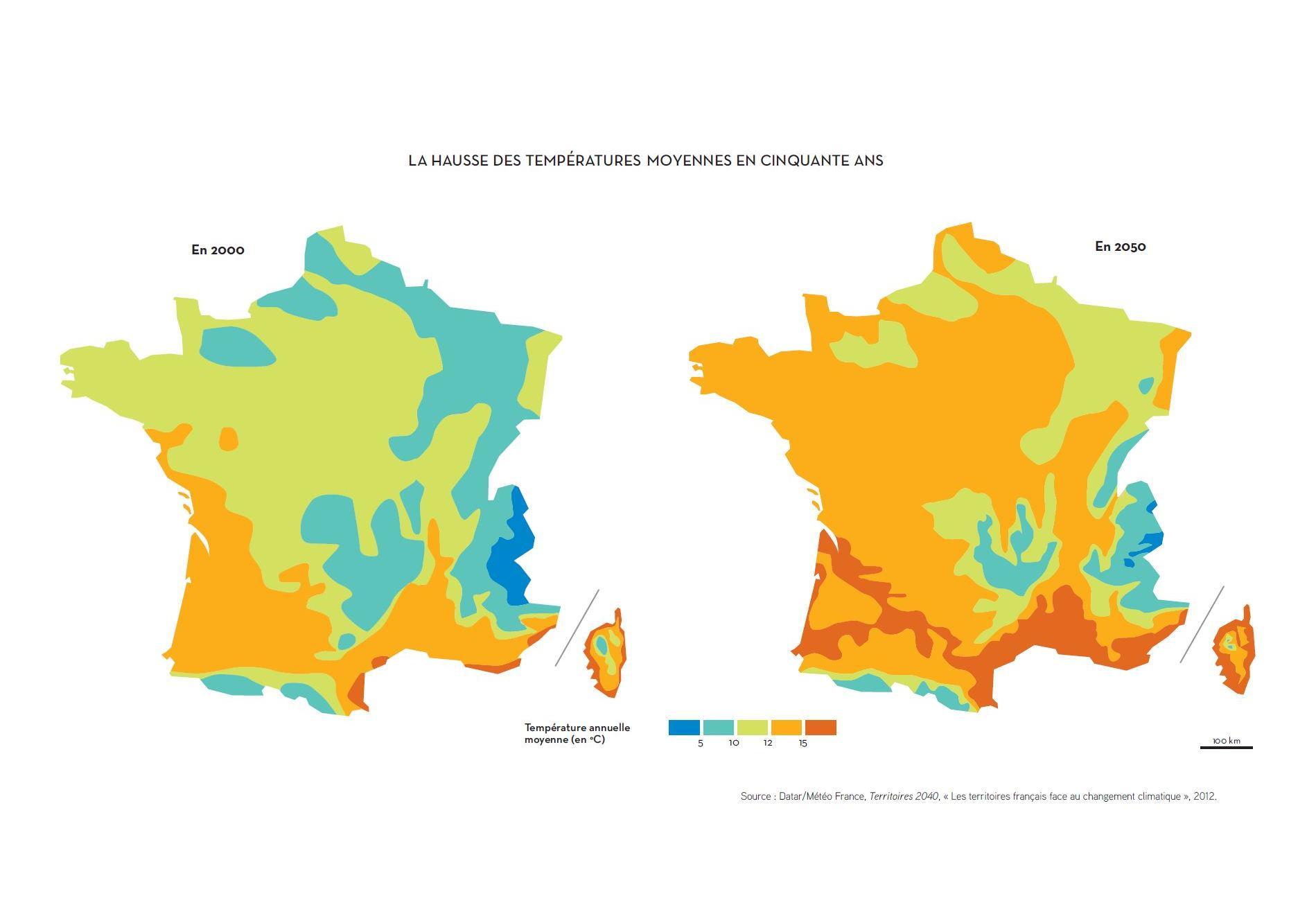 Carte Climat Europe 2050.Recit Franceinfo Nous Sommes Le 16 Aout 2050 Et Voici A