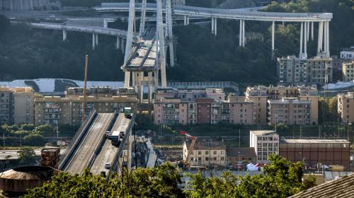 Effondrement d'un viaduc à Gênes : trois Français ont été tués dans la catastrophe