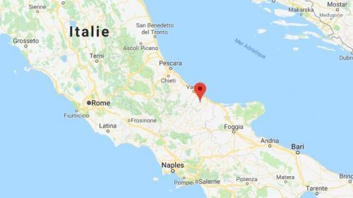 Deux secousses de magnitude 5,2 puis 4,5 font trembler le centre de l'Italie