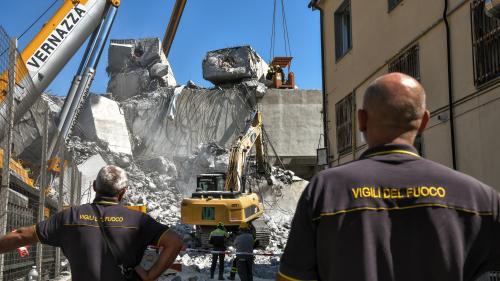 Italie : le M5S dans la tourmente après ses prises de position passées sur les infrastructures de Gênes