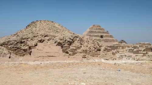Un fromage vieux de 3200 ans découvert dans une tombe égyptienne